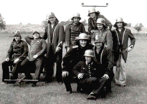 100 Jahre Feuerwehr Frienstedt