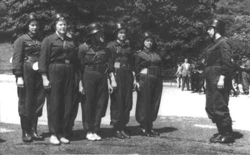 1965, Frauenlöschgruppe