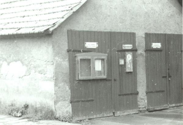 Gerätehaus
