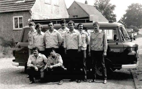 Übergabe KLF 1983