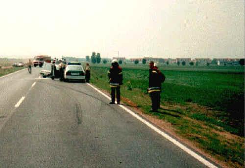 1996, 3. Einsatz