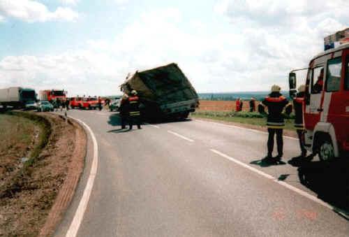 1998, 2. Einsatz