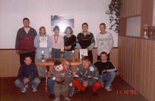 Jugendfeuerwehr 1995