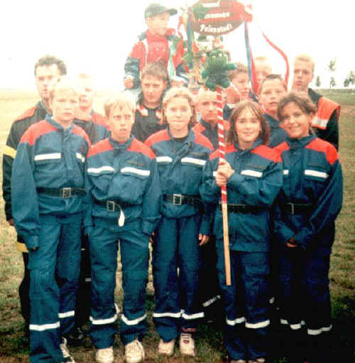 Jugendfeuerwehr 1996