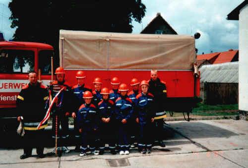 Jugendfeuerwehr 1997