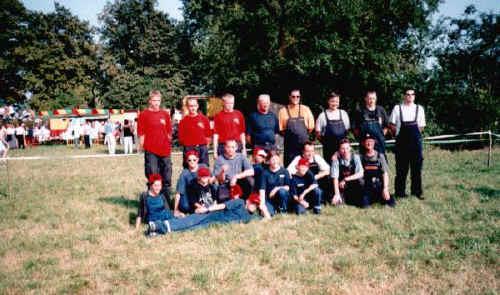 Jugendfeuerwehr 2000