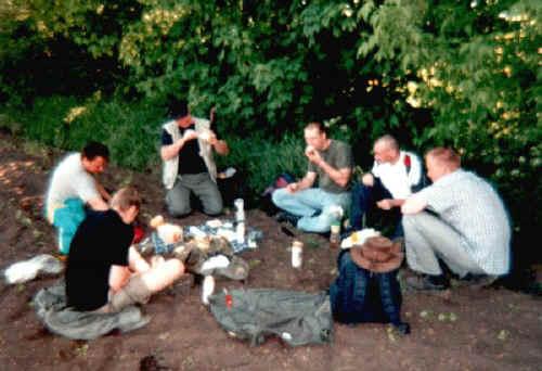 Himmelfahrt 2001