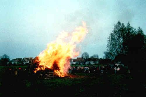 Maifeuer 2001