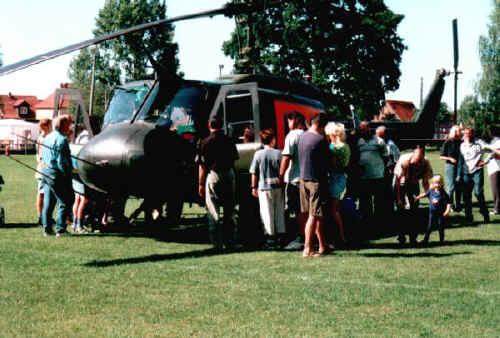 Feuerwehrtag 2000