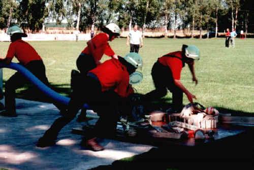 7. Frienstedter Feuerwehrtag 2000