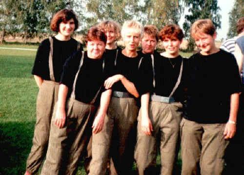 1. Frienstedter Feuerwehrtag 1994