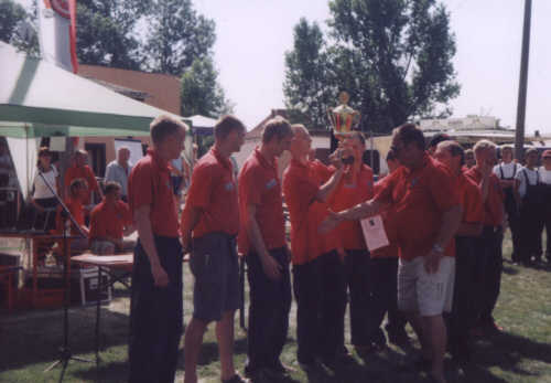 10. Frienstedter Feuerwehrtag 2003