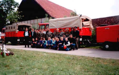 Wirkungsbereichsausscheid 1994