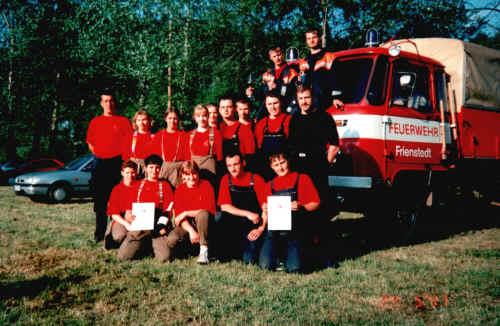 Waidmühlpokal 1997